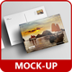 Free Download Postcard / Invitation Mock-Ups Nulled