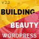 Beauty Salon & Construction Services WordPress Theme - ThemeForest Item for Sale