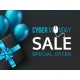 Cyber Monday Sale Poster or Banner. - GraphicRiver Item for Sale