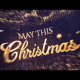 Gold Christmas Greeting Titles - VideoHive Item for Sale