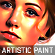 Artistic Oil Paint - GraphicRiver Item for Sale