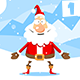 Christmas Logo Opener 1 - snowball - VideoHive Item for Sale