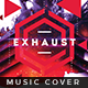Exhaust - Music Album Cover Artwork - GraphicRiver Item for Sale