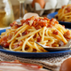 Traditional italian dish spaghetti carbonara - PhotoDune Item for Sale