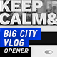 Free Download Big City Vlog Nulled