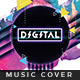 Digital- Music Album Cover Artwork - GraphicRiver Item for Sale