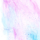 Bright watercolor blue and pink stain drips. Abstract illustration on a white background - PhotoDune Item for Sale