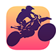 Minimalist Moto Rider - Admob - Android & Ios Game (Buildbox Included) - CodeCanyon Item for Sale