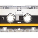 Microcassette isolated on white - PhotoDune Item for Sale