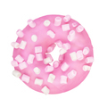 Pink donut isolated - PhotoDune Item for Sale