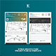 Kyros Architecture Project Plan A4 Template - GraphicRiver Item for Sale