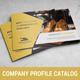 Company Profile Catalog - GraphicRiver Item for Sale