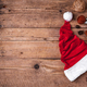 Free Download Cup of coffee and Santas hat, Christmas set, gift and Christmas tree. Celebration Nulled