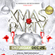 Xmas Party Flyer Template vol.3 - GraphicRiver Item for Sale