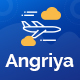 Free Download Angriya -  PSD Template Nulled