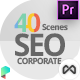 SEO Corporate Typography Pack for Premiere Pro - VideoHive Item for Sale