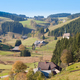 Free Download Fall farmland Black Forest landscape Germany Europe Nulled