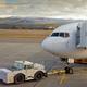 Docked aircraft Whitehorse airport Yukon Canada - PhotoDune Item for Sale