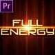 Full Energy - VideoHive Item for Sale