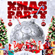 Xmas Party Flyer Template Vol.4 - GraphicRiver Item for Sale