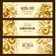 Italian Durum Pasta Cuisine Vector Banners - GraphicRiver Item for Sale