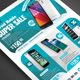 Mobile Phones Sales Flyers - GraphicRiver Item for Sale