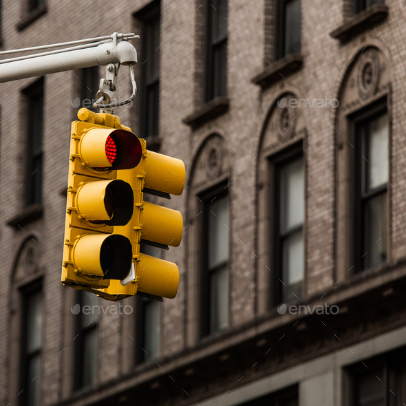 Traffic Lights - Stock Photo - Images