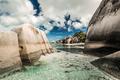 Praslin beach Seychelles - PhotoDune Item for Sale