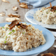Free Download Risotto with porcini mushrooms Nulled