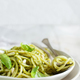 Spaghetti pasta with pesto sauce - PhotoDune Item for Sale