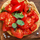Frisella seasoned with tomatoes and herbs - PhotoDune Item for Sale