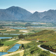 Free Download Landscape of lagoons and vineyards from Gydo Pass, Nulled