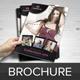Photography Brochure Catalog InDesign Template v2 - GraphicRiver Item for Sale