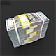 Dollar Stack - 3DOcean Item for Sale