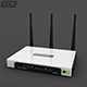 TP-Link Router - 3DOcean Item for Sale
