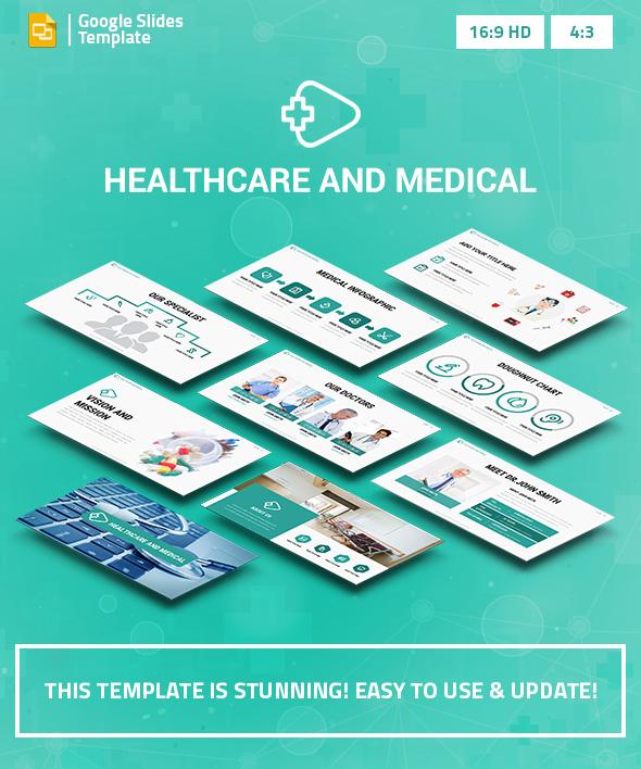 Healthcare and Medical - Google Slides Presentation Template - Google Slides Presentation Templates