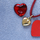 Free Download Gold Heart Pendant Gift Nulled
