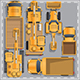 Construction Machinery - GraphicRiver Item for Sale