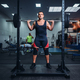 Free Download Athlete prepares to make squats with barbell Nulled
