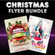 Christmas Flyer Bundle-Graphicriver中文最全的素材分享平台