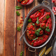 Stufed paprika with rice, middle eastern cuisine - PhotoDune Item for Sale