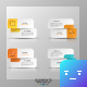 Paper Infographic Choice Template - GraphicRiver Item for Sale