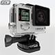 GoPro HERO4 Silver [ 3D Model ] - 3DOcean Item for Sale
