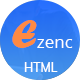 Ezenc - Digital Agency HTML Template - ThemeForest Item for Sale