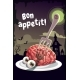 Bon Appetit. Scary Halloween Poster with Creepy - GraphicRiver Item for Sale