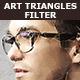 Art Triangles Photoshop Script - GraphicRiver Item for Sale