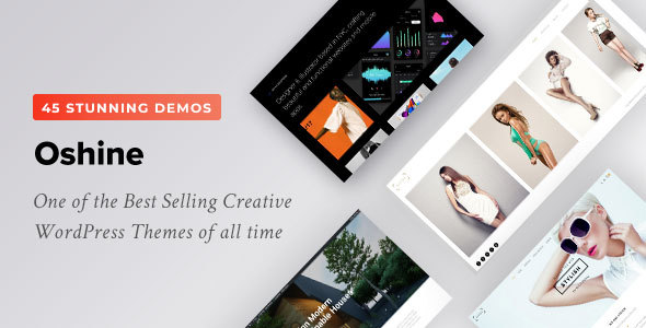 Oshine - Multipurpose Creative Theme