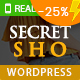 SecretSho - Fashion MarketPlace WordPress Theme (Mobile Layout Included) - ThemeForest Item for Sale