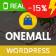 OneMall - Multipurpose eCommerce & MarketPlace WordPress Theme (Mobile Layouts Included) - ThemeForest Item for Sale