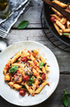 Penne with Cherry Tomatoes Sauce - PhotoDune Item for Sale